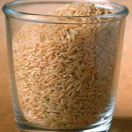 arroz integral copo