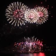 fogos de artificio