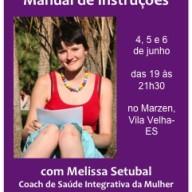 Mini curso Mulher Manual de Instruções 040612
