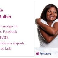 Promoção Dia da Mulher Personare 2013
