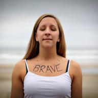 brave-woman