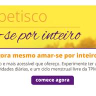 Petisco website antigo