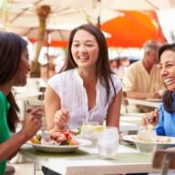 alimentação saudável fora de casa