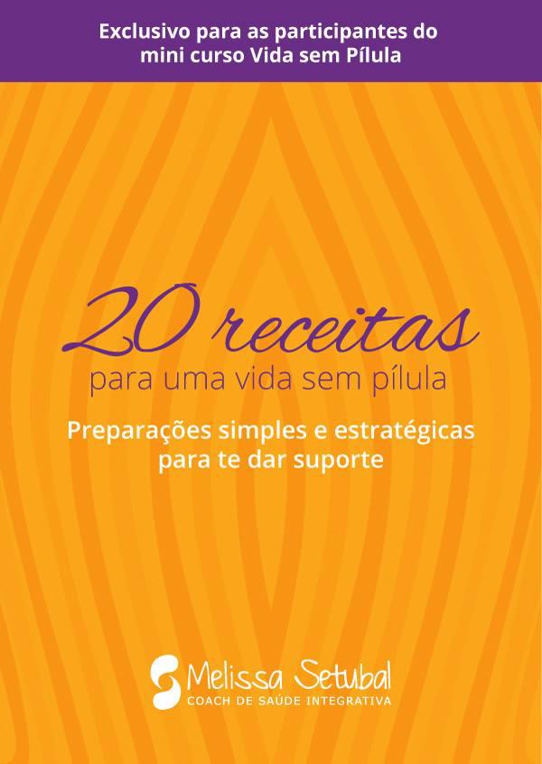 capa ebook 20 receitas